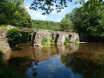 Monets Bridge at Fresselines