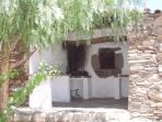 Casa Forno Barbecue and old bread oven