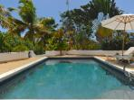 Cute villa very private close to Orient Bay