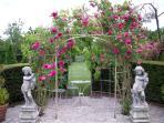 gloriette du jardin
