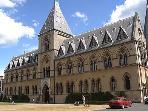 Natuural History Musuem Oxford