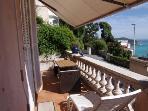 private sun terrace bedroom 1st