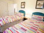 Twin beds available (alternative to Super King sized) Please request when booking