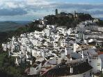 Casares, just up the road from the apartment is a spectacular example of a spanish hillside village
