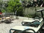Villa do Vale Apartment outside sun lounging area
