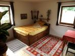 Casa Zollo, 1. room mezzanine floor (Casa Vale, Sibiu, Transylvania, Romania)