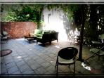 Your Own Private Oasis Patio...Live Like A New Yorker!