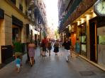 Top Class shopping in Murcia city