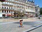 Montpellier `Place de la Comédie`