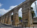 Nearby locations: Aqueduct St. Sebastian