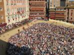 The 'Palio' at Siena