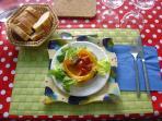 Cuisine originale et régionale au produits du terroir!