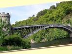 Craigellachie Bridge (22 miles)