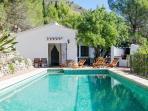 Andalusian Cortijo with 10x4 meter pool