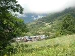 Le village de Montagny