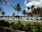 Rio Mar Beach club pool area