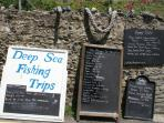 Fresh fish & fishing trips from Beer Beach