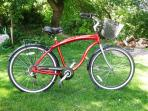 7 Speed Cruiser style Bicycle 'His'