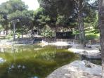 Guardamar park - nice for a visit
