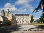 Nearby attraction - Fontenay le Comte