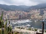 Monaco (only short distance away)