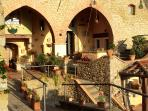 Dreamful rooms or apartments in the heart of Tuscany