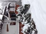 La baita d'inverno