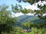vue sur le petit hameau deStoecken