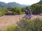 Excursiones senderistas por la Sierra de Irta