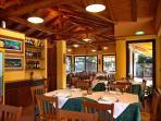 sala colazione di Borgo San Francesco