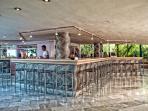 Main Bar  in the Bali Paradise Hotel