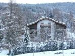 Chalet Apartment, 50 Meters to Lift, 150 Meters to Restaurants/Shops