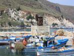 Port of Castellammare del Golfo