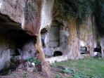 Sutri - Etruscan Caves