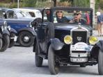 Jean-gabriel et Chantal passionnés de Peugeot (1929)