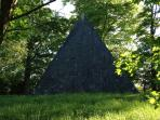 Pyramid at Kinnitty