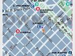 Subte Línea C- Estación Lavalle a Solo Una Cuadra del Apartamento