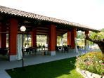 Mombercelli Public Pool, Restaurant