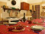 Apt, LA TERRAZZA, kitchen
