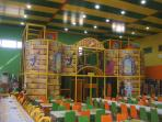 Dreamland - children's softplay with indoor and outdoor soft play areas and swimming pool