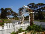 Three acre garden setting & Kitchen garden
