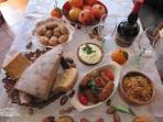 TRADITIONAL CYPRUS DISHES
