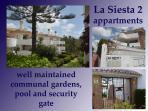 La Siesta 2 apartments