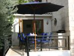 Poolside Summer Kitchen