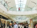 Gateshead's Metrocentre - Europe's largest shopping centre just 15 minutes away