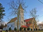 Cerkev sv. Marije, Turnisce