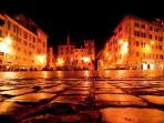 Campo de Fiori by night