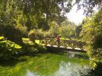 Giardini di Ninfa - Ninfa garden 19km