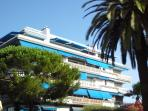 Le Nice - an iconic 1960s apartment block