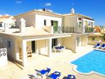 Outstanding Villa heated private pool & games room